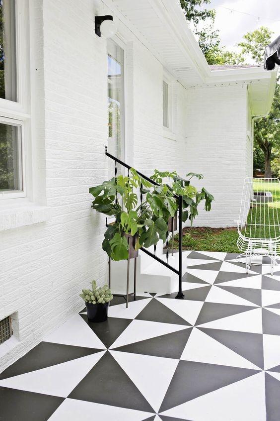 Smart Garden Patio Flooring Ideas To Try 33