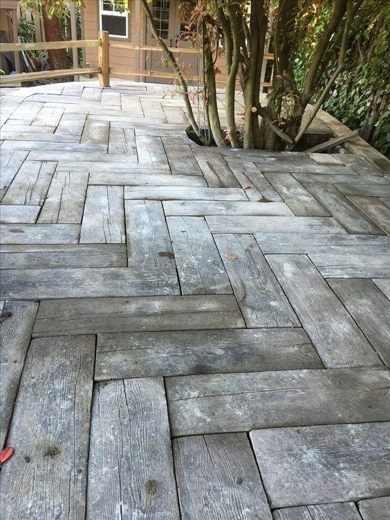 Smart Garden Patio Flooring Ideas To Try 36