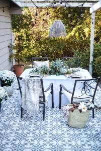 Smart Garden Patio Flooring Ideas To Try 39