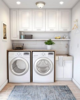 Trendy Small Laundry Room Design Ideas To Try Asap 03