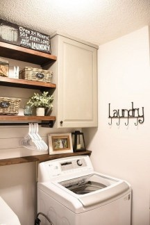 Trendy Small Laundry Room Design Ideas To Try Asap 04