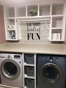 Trendy Small Laundry Room Design Ideas To Try Asap 19