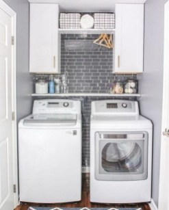 Trendy Small Laundry Room Design Ideas To Try Asap 22