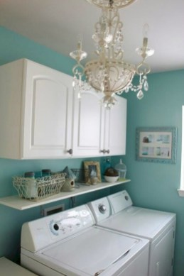 Trendy Small Laundry Room Design Ideas To Try Asap 27