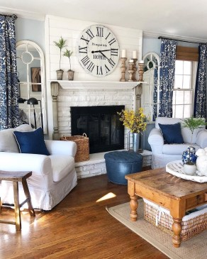 Unique Living Room Decoration Ideas For Spring On 10