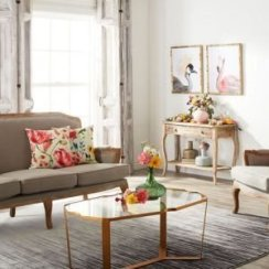 Unique Living Room Decoration Ideas For Spring On 25