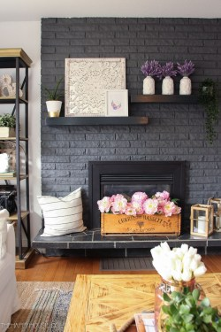 Unique Living Room Decoration Ideas For Spring On 39