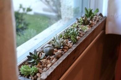 Unique Window Design Ideas With Plant That Make Your Home Cozy More 22