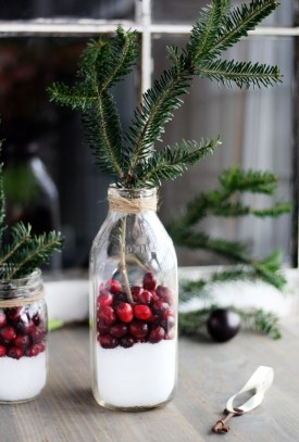 36Rustic Christmas Design Ideas For Your Apartment Décor To Try