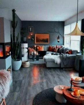 Admiring Living Room Design Ideas To Enjoy The Fall 24