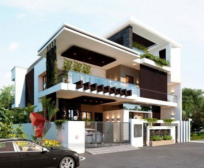 Awesome Architecture Design Ideas That Looks Elegant 42