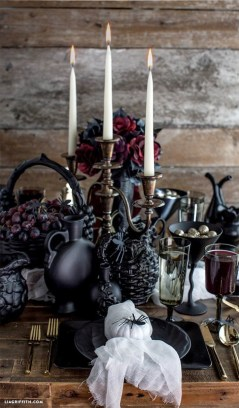 Best Halloween Party Décor Ideas For Dining Table 15
