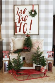 Captivating Diy Front Door Design Ideas For Special Christmas To Try 05