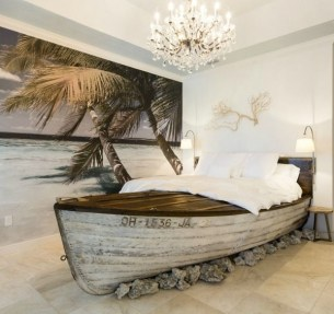 Charming Childrens Bedroom Resembles Design Ideas With A Boat 02