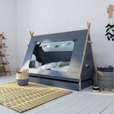 Charming Childrens Bedroom Resembles Design Ideas With A Boat 32