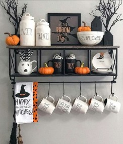 Chic Halloween Home Décor Ideas To Your Inspire You 04