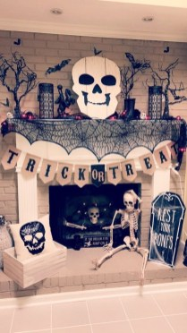 Chic Halloween Home Décor Ideas To Your Inspire You 08
