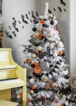 Chic Halloween Home Décor Ideas To Your Inspire You 09