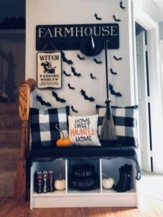 Chic Halloween Home Décor Ideas To Your Inspire You 12