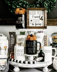 Chic Halloween Home Décor Ideas To Your Inspire You 19