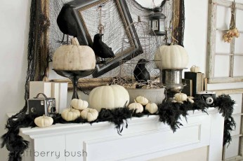 Chic Halloween Home Décor Ideas To Your Inspire You 23