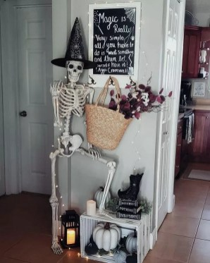 Chic Halloween Home Décor Ideas To Your Inspire You 36