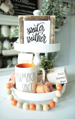 Creative Diy Decor Ideas To Welcome Autumn That Looks Cool 09