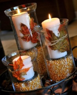 Creative Diy Decor Ideas To Welcome Autumn That Looks Cool 30