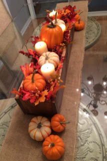 Creative Diy Decor Ideas To Welcome Autumn That Looks Cool 32