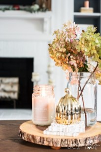 Creative Diy Decor Ideas To Welcome Autumn That Looks Cool 40