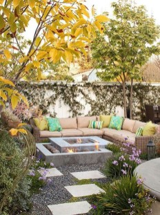 Enchanting Backyard Deck Ideas For Autumn To Try Asap 05