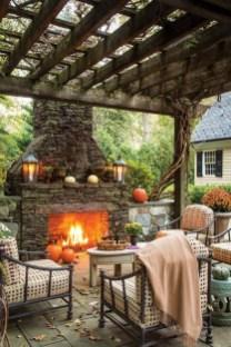 Enchanting Backyard Deck Ideas For Autumn To Try Asap 23