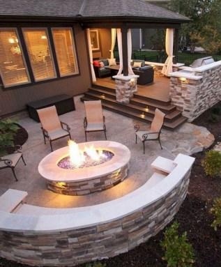 Enchanting Backyard Deck Ideas For Autumn To Try Asap 27