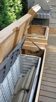 Enchanting Backyard Deck Ideas For Autumn To Try Asap 41