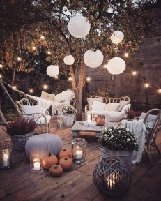 Enchanting Backyard Deck Ideas For Autumn To Try Asap 48