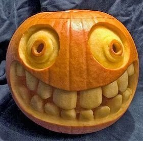 Enchanting Pumpkin Carving Ideas For Halloween In This Year 42