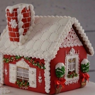 Fantastic Diy Gingerbread House Ideas For Your Décor To Try Asap 09