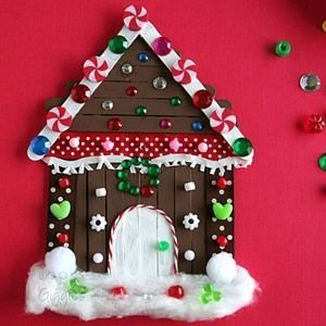 Fantastic Diy Gingerbread House Ideas For Your Décor To Try Asap 16