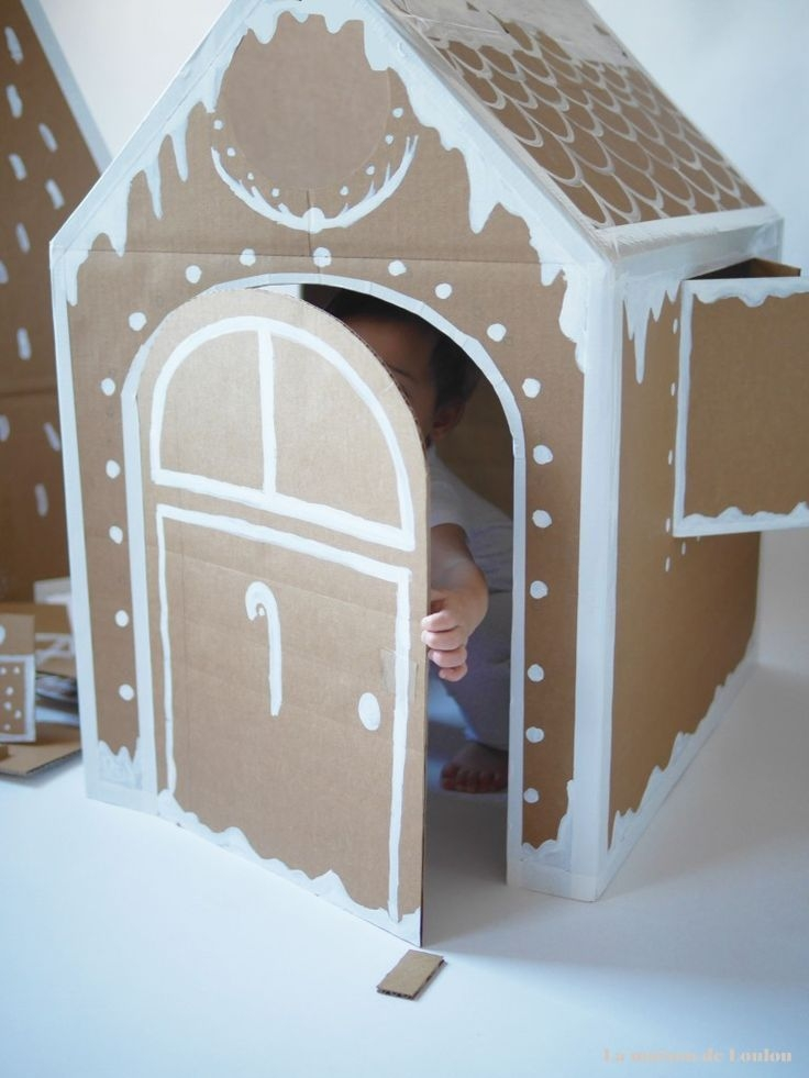 Fantastic Diy Gingerbread House Ideas For Your Décor To Try Asap 21