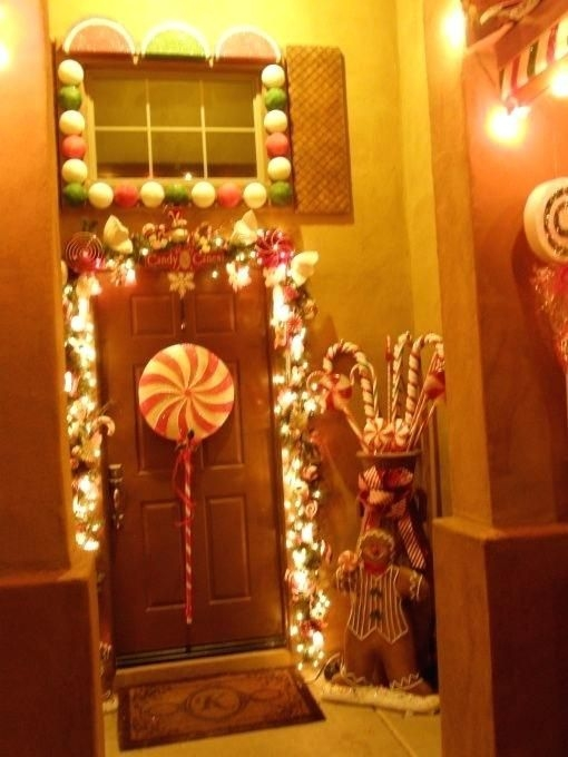 Fantastic Diy Gingerbread House Ideas For Your Décor To Try Asap 29