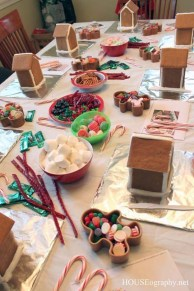 Fantastic Diy Gingerbread House Ideas For Your Décor To Try Asap 31