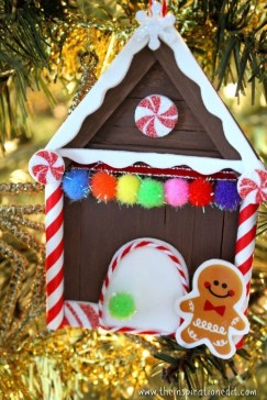 Fantastic Diy Gingerbread House Ideas For Your Décor To Try Asap 33