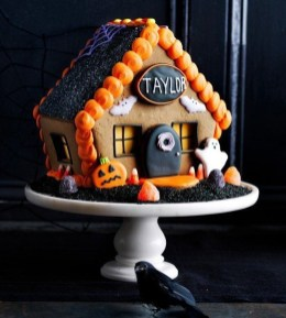 Fantastic Diy Gingerbread House Ideas For Your Décor To Try Asap 41