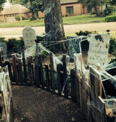 Favored Halloween Diy Pallet Outdoor Decor Ideas To Inspire You 25