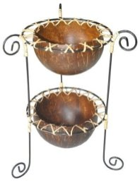 Perfect Diy Coconut Shell Ideas For Everyonen That Simple To Try 04