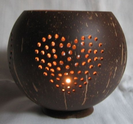 Perfect Diy Coconut Shell Ideas For Everyonen That Simple To Try 25