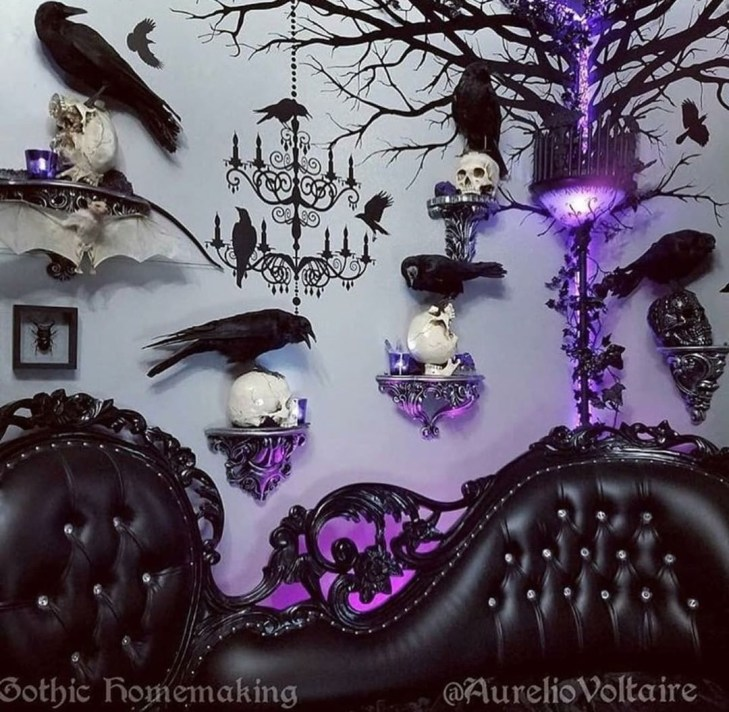 Relaxing Diy Halloween Living Room Decoration Ideas To Try 28