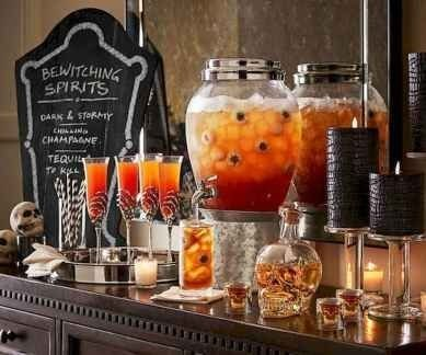 Rustic Halloween Party Decoration Ideas To Try Now 07
