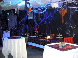 Rustic Halloween Party Decoration Ideas To Try Now 20