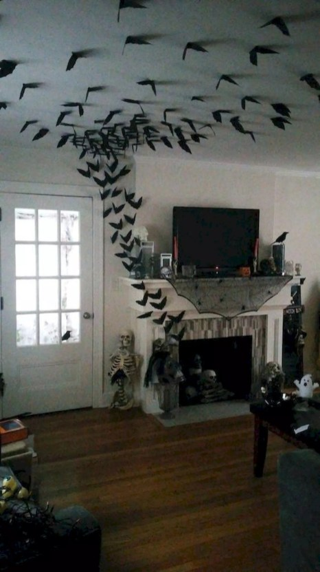 Rustic Halloween Party Decoration Ideas To Try Now 40